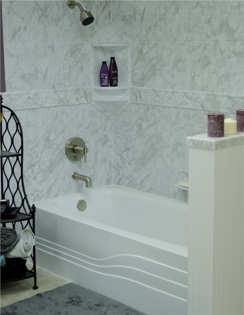 acrylic shower wall surrounds that