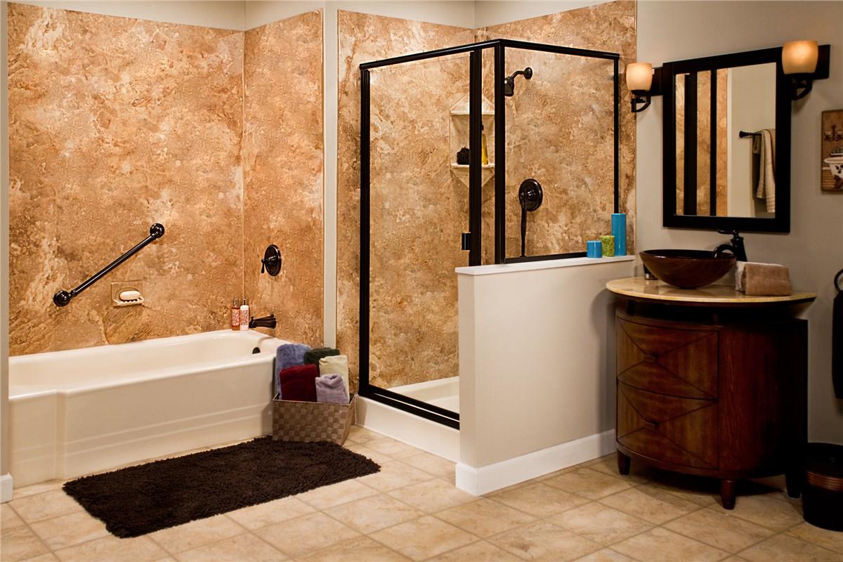 One Day Bathroom Remodeling for Cincinnati Improveit Home