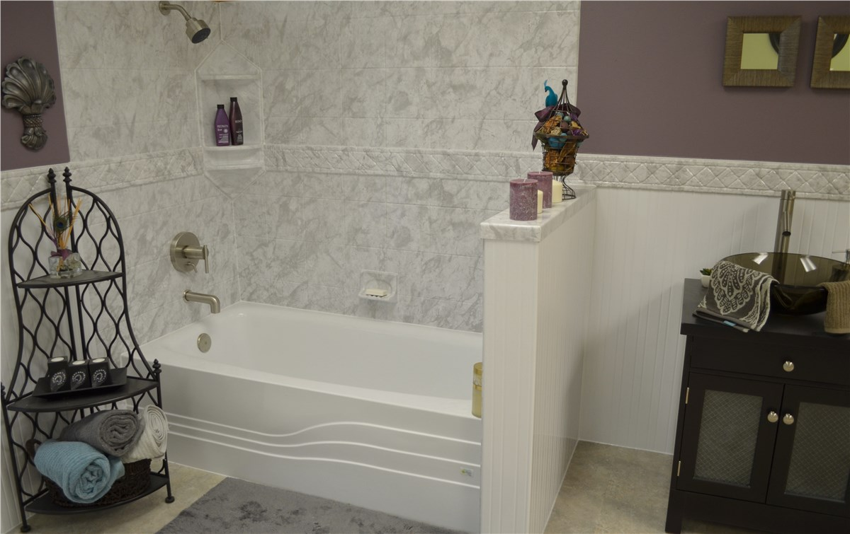Bathtub Replacement  North Texas Replace Tubs  Luxury Bath of Texoma