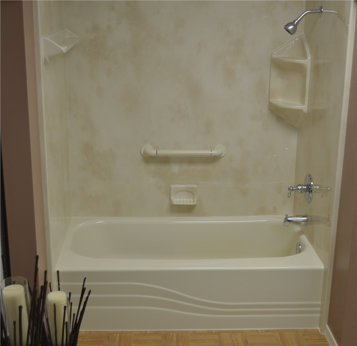 Shower To Tub Conversion North Texas Replace Shower With