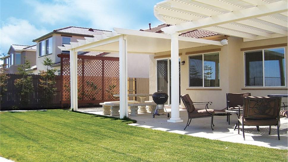 santa fe alumawood patio covers santa