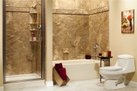 Bath Wall & Surrounds | Bathroom Remodeling | NM | Sandia ...