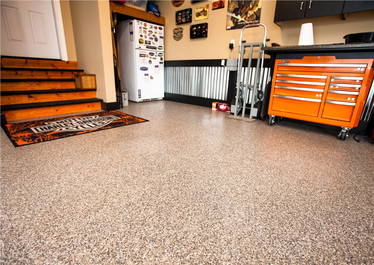 Get Up to 600 OFF a New Garage Floor  Southwest Exteriors