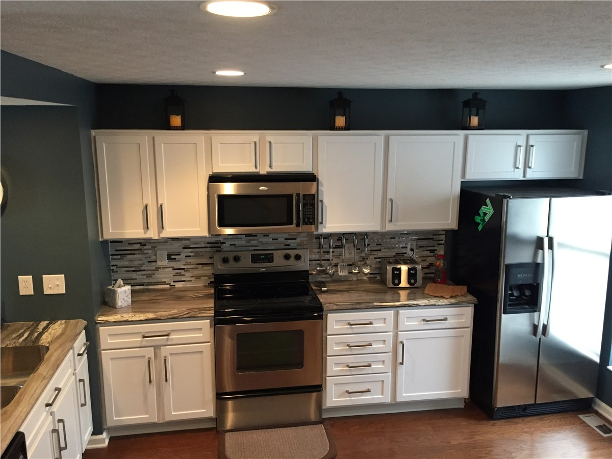 Save 500 Off Cabinet Refacing by Thiels  Cleveland