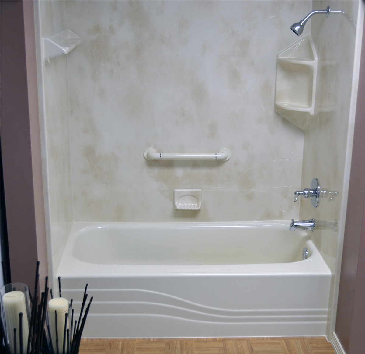 Massachusetts Shower to Tub Conversions  Hampden County Shower to Tub Installers  Vista Home
