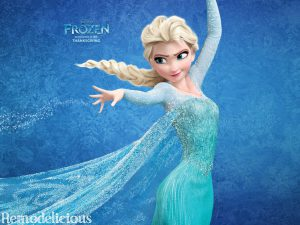 Frozen-Elsa-2  sc 1 st  Remodelicious & Whipping Up a DIY Homemade Frozen Elsa Coronation Costume ...