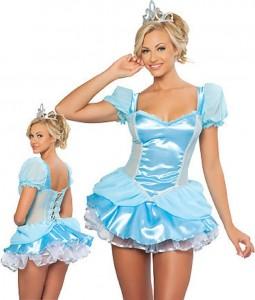 Sexy Cinderella Halloween Costume