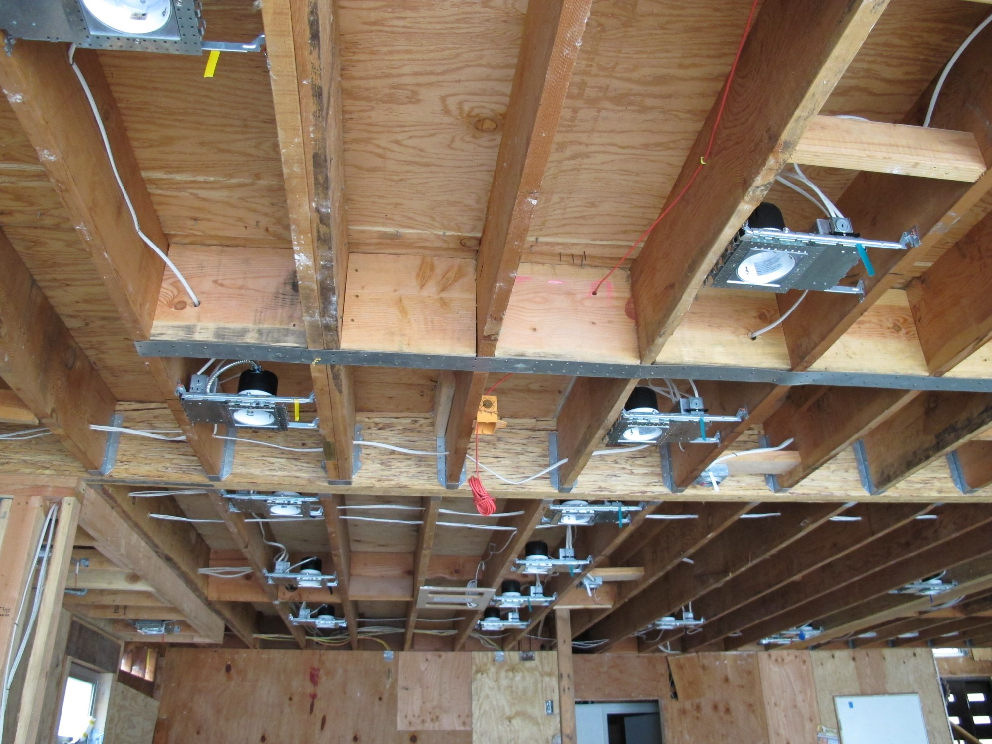 hight resolution of radiant heat radiant heat in the ceilingradiant heat in the ceiling photos