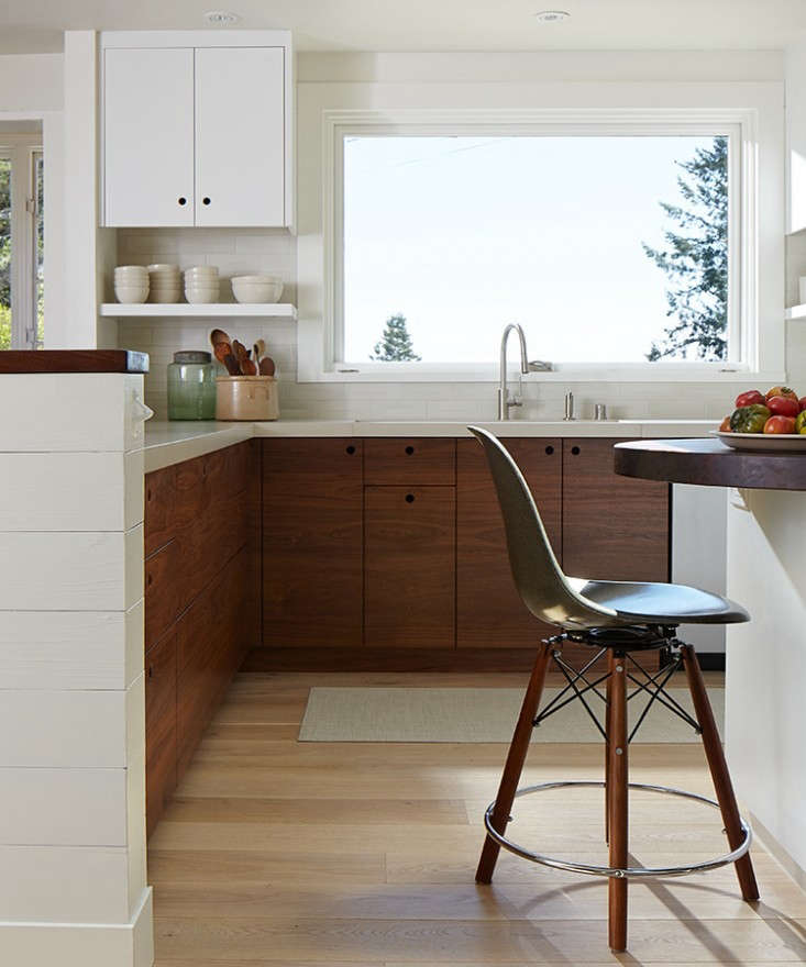 Kitchen Of The Week An Artful Aerie In Mill Valley