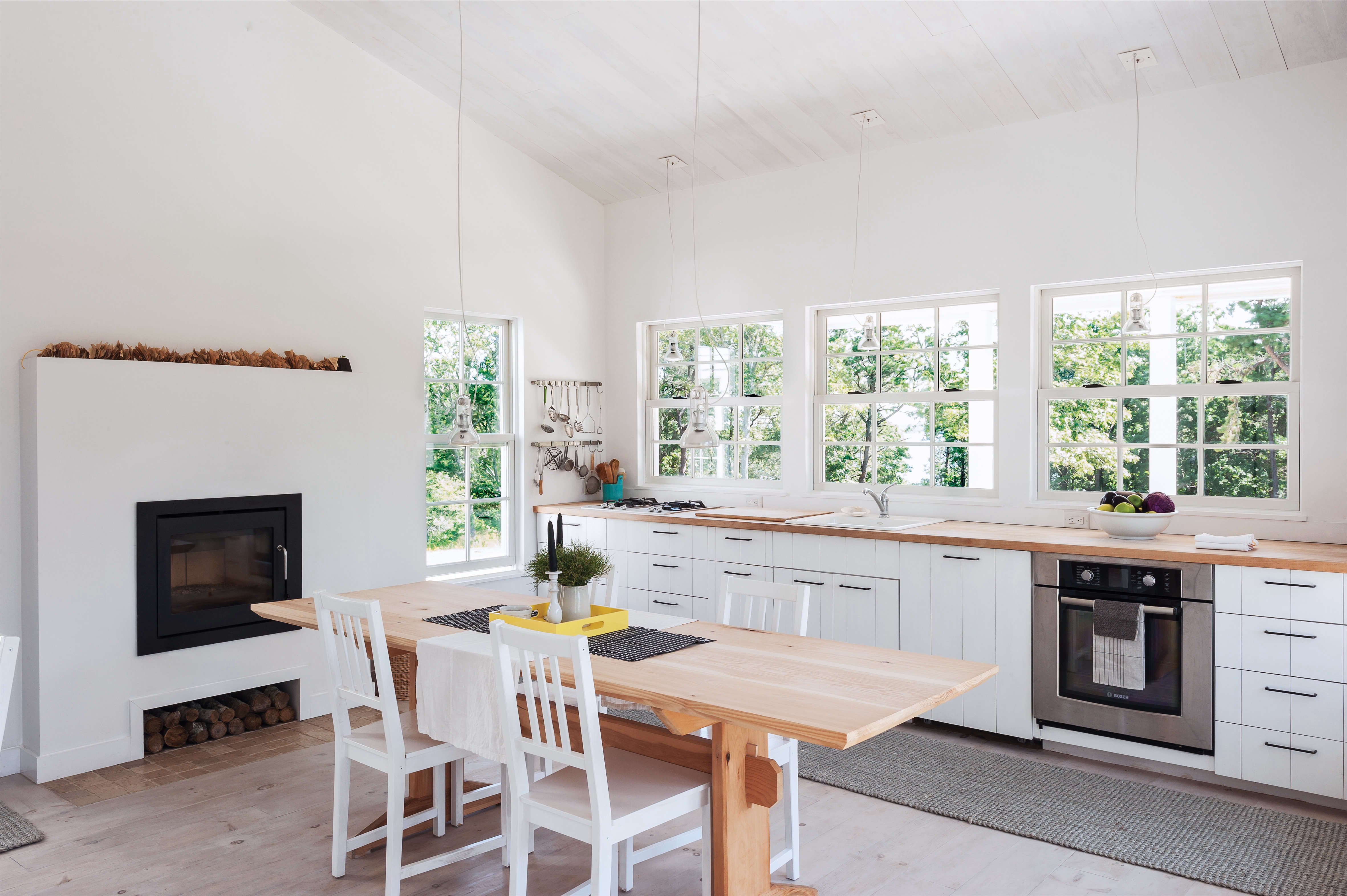 Kitchen Of The Week: A Streamlined Cape Cod Classic