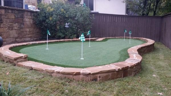 designing and installing backyard