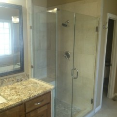 Remodel Kitchens Kitchen Cabinets Phoenix Area Frameless Glass Shower & Bathroom Renovation - Medford ...