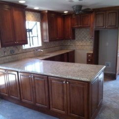 Appliances For Small Kitchens Tall Narrow Kitchen Cabinet Remodel Via Wall Removal - Medford Remodeling
