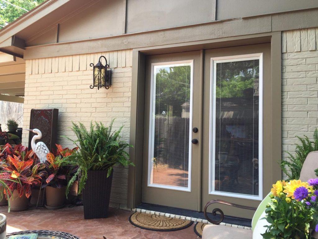 Patio Door Installation Transforms Outdoor Space