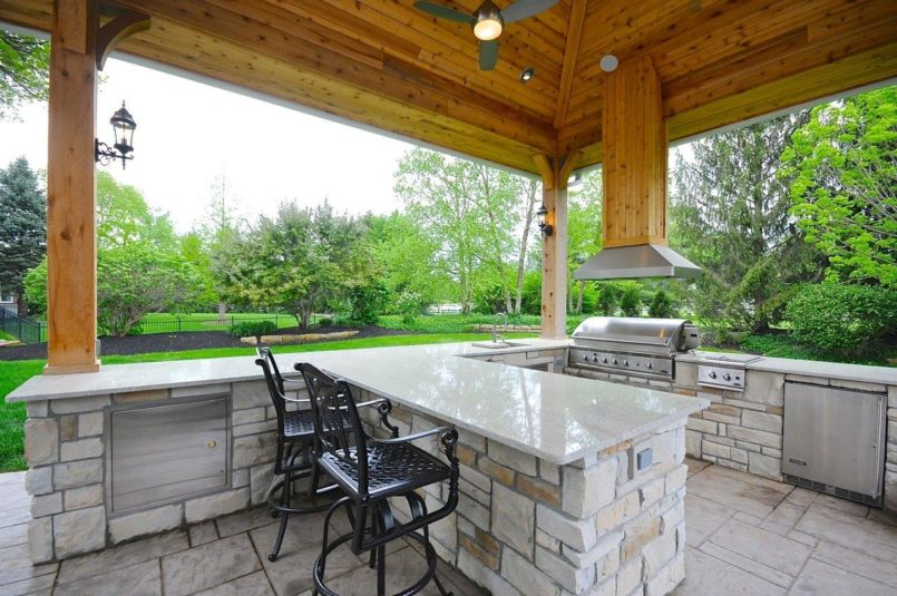 10 Tips for Designing the Ultimate Outdoor Kitchen  Living Area