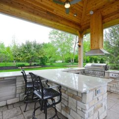 Kitchen Ventilation Options Small Island For 10 Tips Designing The Ultimate Outdoor ...