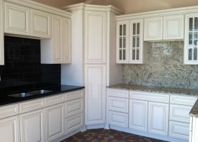 white glass kitchen cabinet doors Featured Categories ...