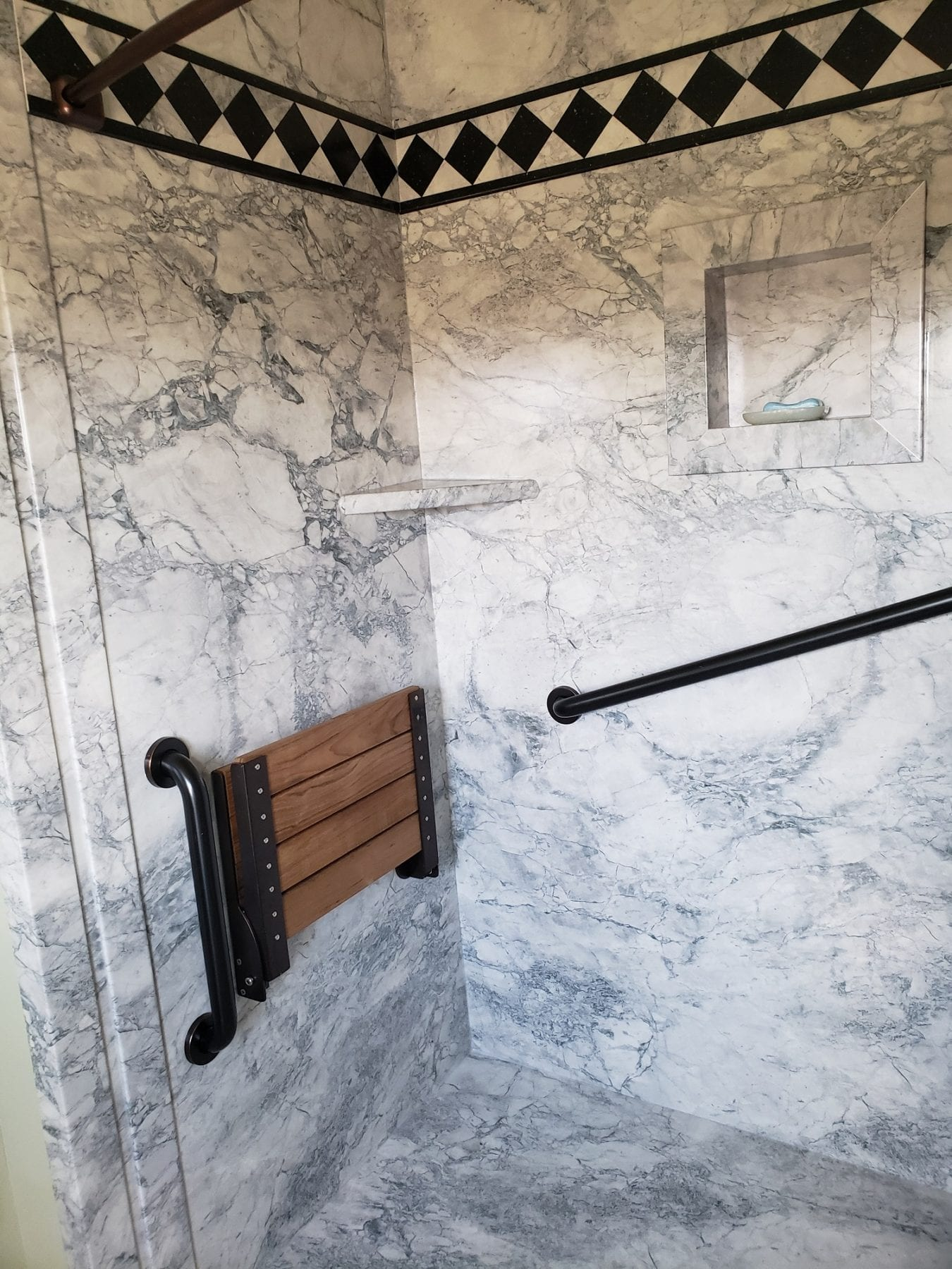 Acrylic vs. Swanstone Showers   Home Guides   SF Gate