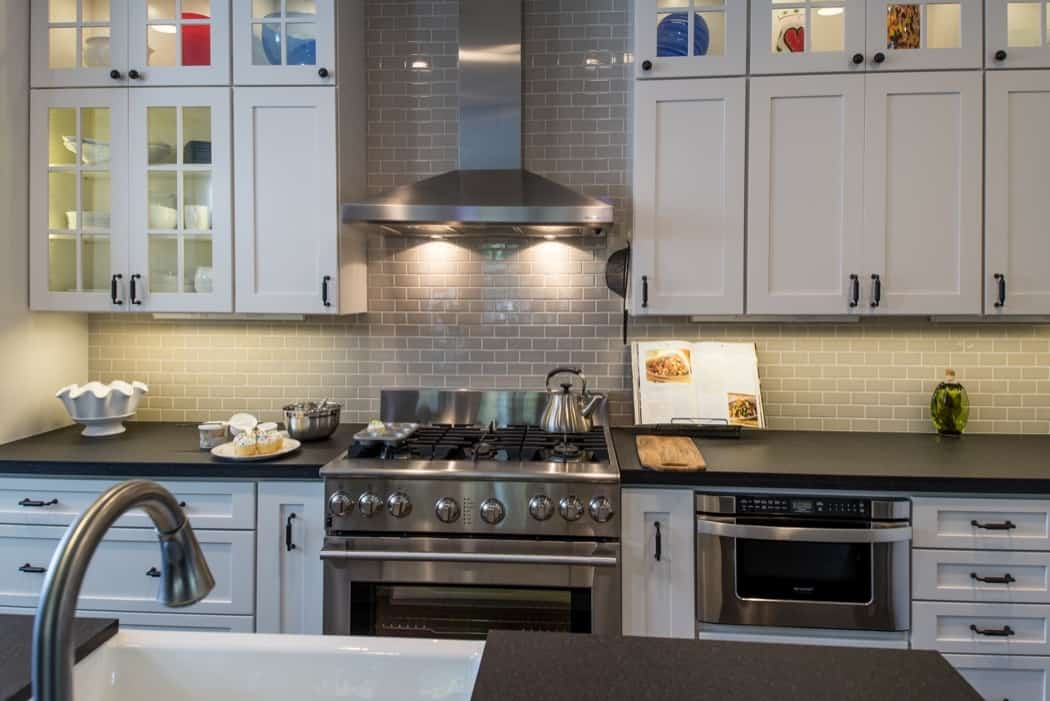 Contemporary  Rustic Remodeled Kitchen by Remodel Works