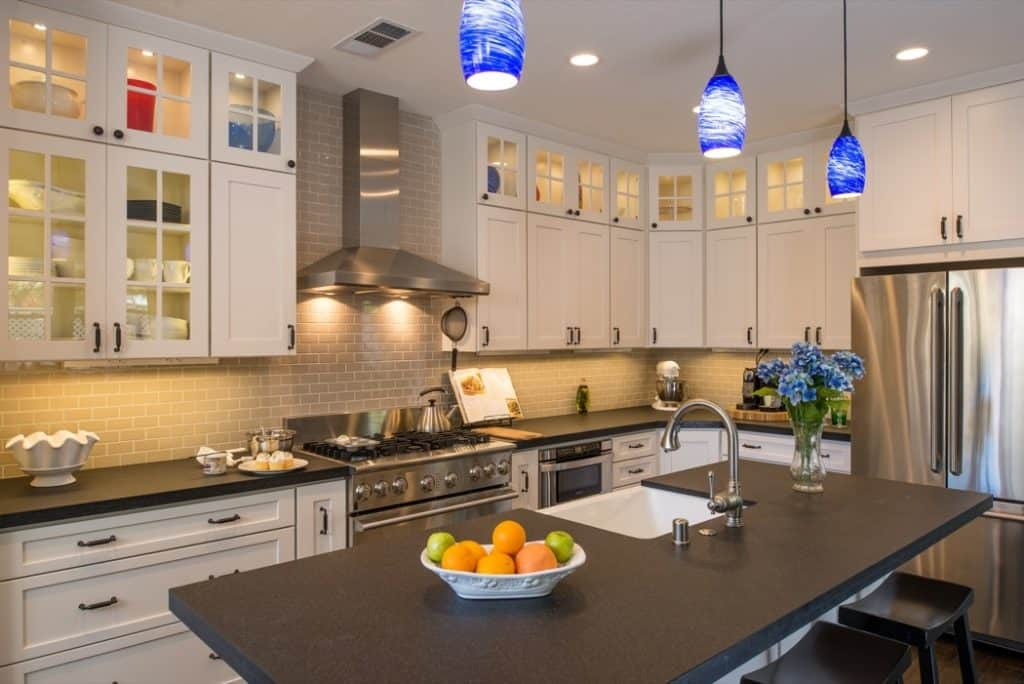 Contemporary Amp Rustic Remodeled Kitchen By Remodel Works