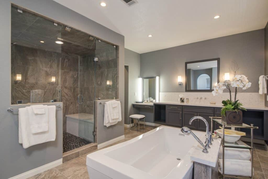 8 Master Bathroom Remodel Ideas  Remodel Works