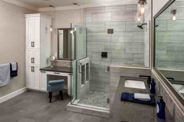 Contemporary vs Traditional Bathroom Remodel | Remodel Works