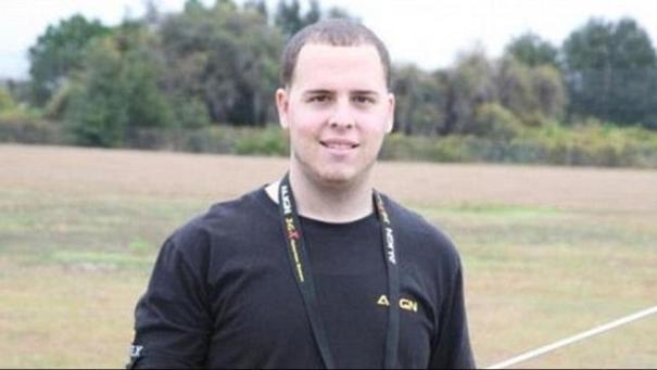 roman pirozek Murió golpeado en el caco por su propio helicóptero a control remoto