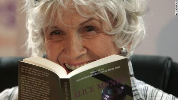 131010070945 alice munro story top Escritora de 82 años, gana Premio Nobel de Literatura 2013
