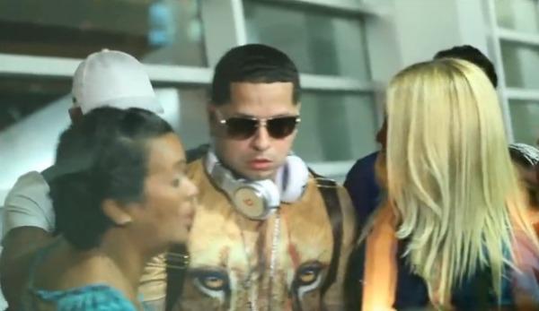 tempo Fotos   Rapero Tempo liberado tras cumplir 8 años de prisión