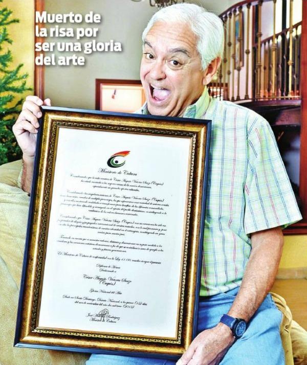 """cuquin Cuquín Victoria """"Gloria Nacional del Arte"""