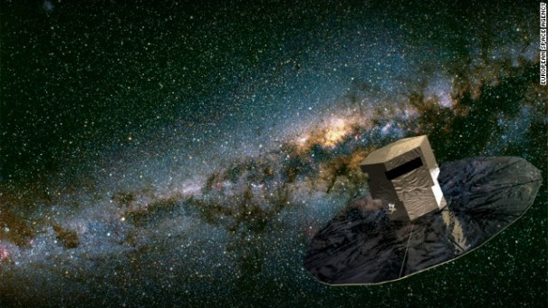 131217194500 gaia space telescope story top Cámara espacial con mil millones de píxeles [Tecno]