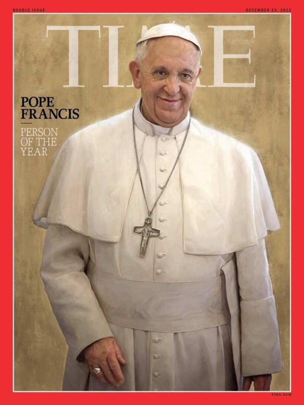 "article time pope francis 1211 Papa Francisco ""Persona del Año"" [Revista Time]"