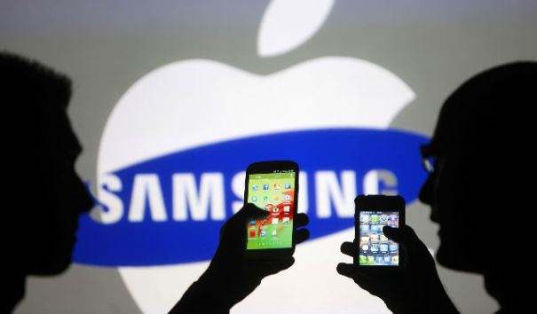 samsung apple Apple gana otra demanda legal a Samsung [Tecno]
