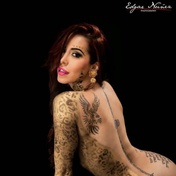 jessica Nuevas fotos Fui fuiu de Jessica Pereira