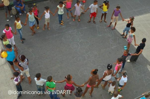 Juegos infantiles tradicionales dominicanos
