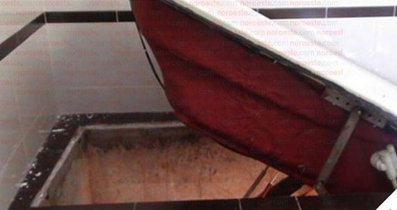 Una de las tinas ubicada en una casa de la colonia Libertad, en Culiacán, Sinaloa. Foto: Noroeste