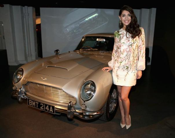 aston martin db5 goldfinger Bond, James Bond en Movimiento se exhibe en Londres [fotos]