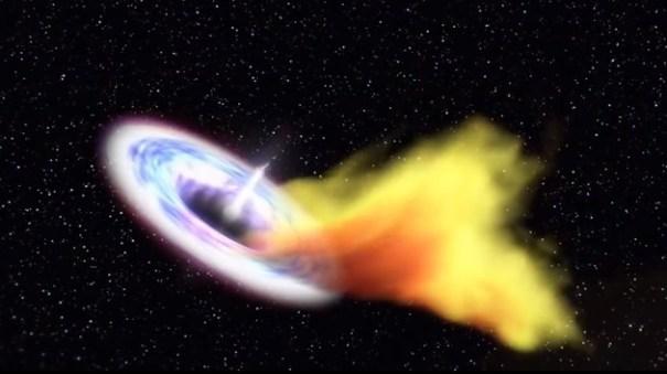 bd5e79ed65ff1890e3b54314bf25cafa article ¡Atentos! Agujero negro se tragará una nube de gas [Video]