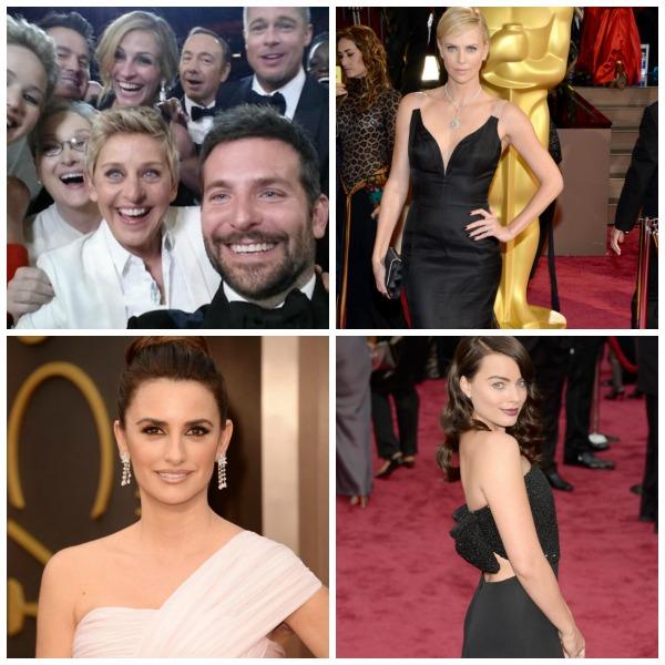 oscar Lista rapida de lo lindo y lo feo de Premios Oscar