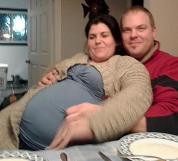 quints25n 1 web Tipa finge embarazo de quintillizos hasta el noveno mes