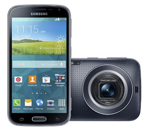 k zoom La nueva vaina de Samsung [Celular]