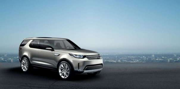 land rover discovery vision concept 1 Land Rover Discovery Vision Concept [fotos]