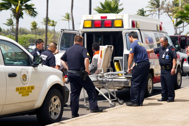 US Teen Stowaway Hawaii