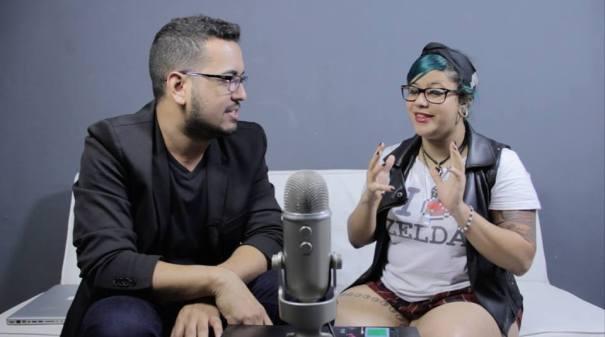 Mecha y Carola Then.. Foto/SuperJugadores.net