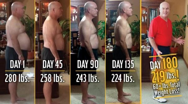 image139 Profesor de ciencias pierde 60 libras comiendo sólo McDonalds