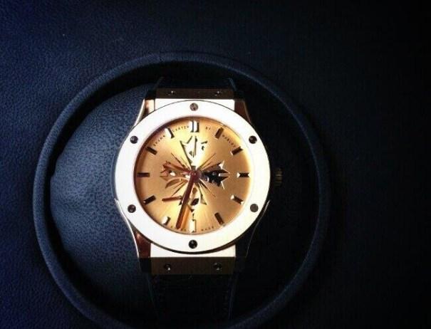 image42 Robinson Canó regala reloj de US$34 mil a Derek Jeter