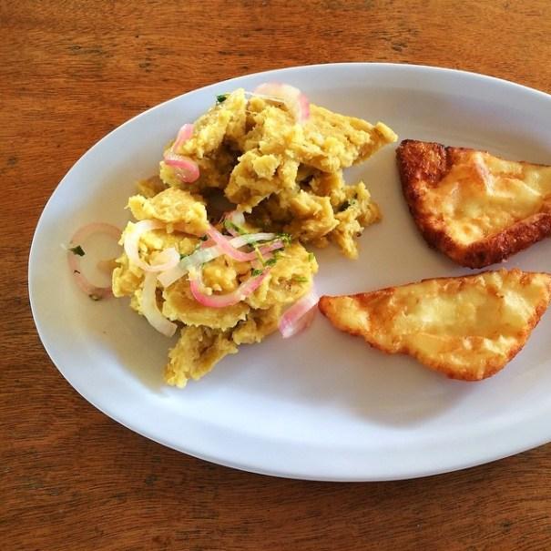 Desayuno light de @enmanuelsella