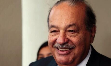 20140721 124258 45778165 Carlos Slim llama por una semana laboral de tres días