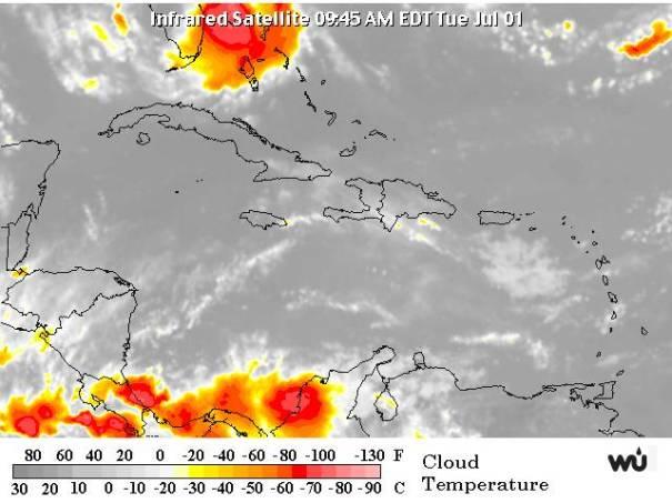 g3 ir ¡Ojo! Emiten alerta por primera depresión tropical [RD]