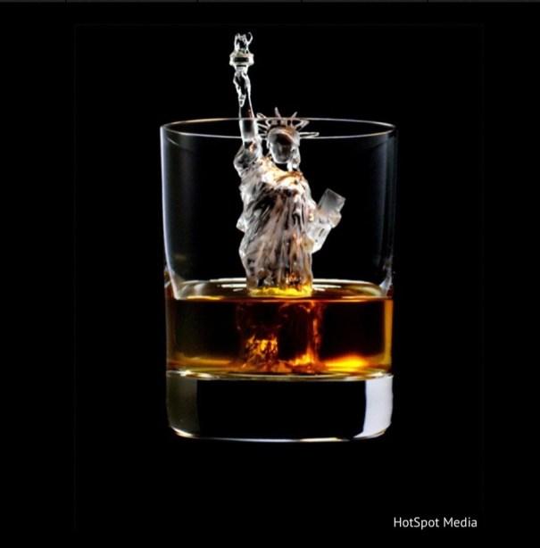 image100 Esculturas de hielo talladas para enfriar su vaso de whisky